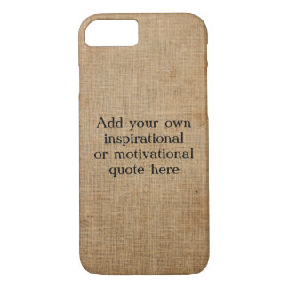 Create your own Inspirational/Motivational quote Case-Mate iPhone Case