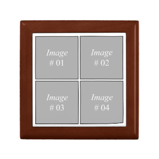 Create your own Instagram photo collection Gift Box