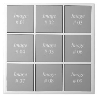 Create your own Instagram photo collection Tile