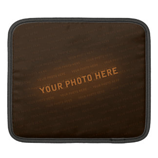 Create Your Own iPad Sleeve