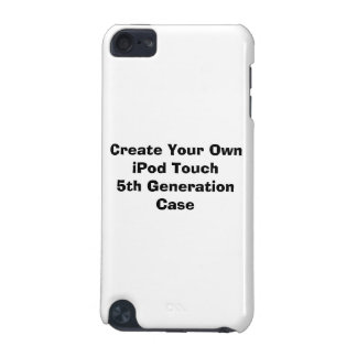 Create Your Own iPod Touch 5 Generation iPod Touch 5G Covers