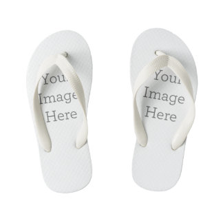 Create Your Own Kid's Flip Flops