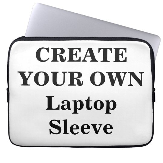Create Your Own Laptop Sleeve (13 inch)