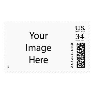 Create Your Own Large $0.34 Post Card Stamps