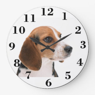 Create your own large Round Clock