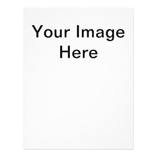 Create Your Own Letterhead