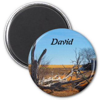 Create your own magnet - Australian outback