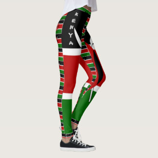 Create Your Own Make It Kenyan Sport Training pant