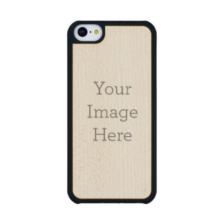 Create Your Own Maple iPhone 5C Slim Case