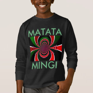 Create Your Own Matata Mingi Kenya Hakuna Matata T-Shirt