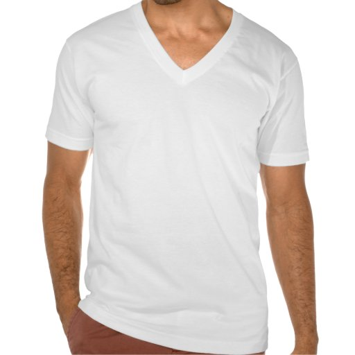 Create Your Own Men's American Apparel V-neck Tees