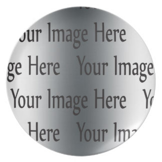 Create your own party plate