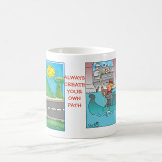Create your own Path Coffee Mug