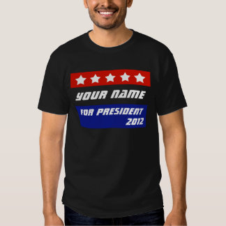 Create Your Own Patriotic Political Merchandise Tshirts