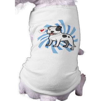 Create Your Own Pet Doggie Tee Shirt