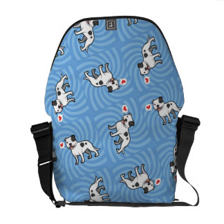Create Your Own Pet Messenger Bag