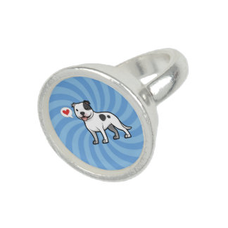 Create Your Own Pet Photo Rings