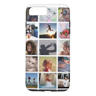 Create-Your-Own Photo Collage iPhone 7 Plus Case
