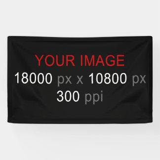 Create Your Own Photo Custom 5 x 3 Feet Banner