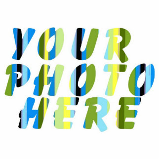CREATE YOUR OWN PHOTO STANDING PHOTO SCULPTURE