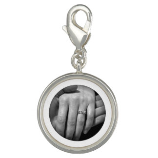 Create-Your-Own Photo Upload Charm Jewelry
