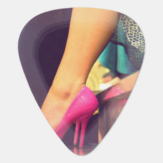 Create-Your-Own Photo Upload Guitar Pick
