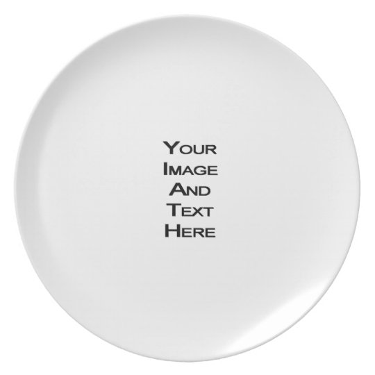 Create Your Own Plate