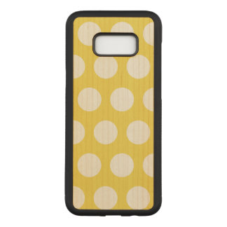 Create Your Own Polka Dot Carved Samsung Galaxy S8+ Case