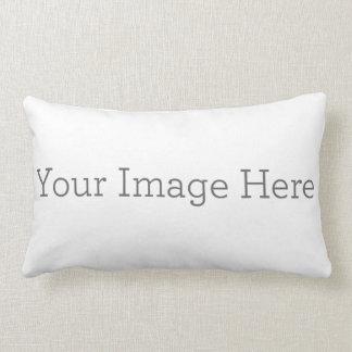 "Create Your Own Polyester Lumbar Pillow 13"" x 21"""