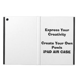 Create Your Own Powis iPad Air Case