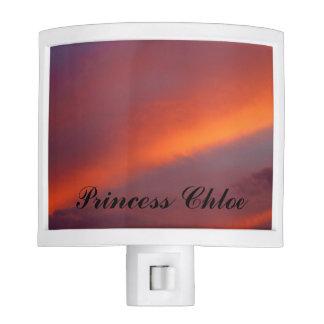 Create your own princess night light