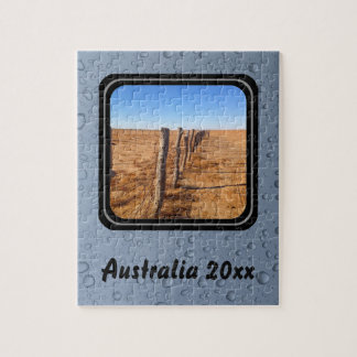 Create your own puzzle - Australian Desert