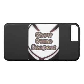Create Your Own respect iPhone 8 Plus/7 Plus Case