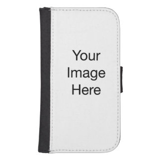 Create Your Own Samsung Galaxy S4 Wallet Case