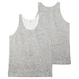 Create your own | Sand texture photo All-Over-Print Tank Top