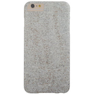 Create your own | Sand texture photo Barely There iPhone 6 Plus Case