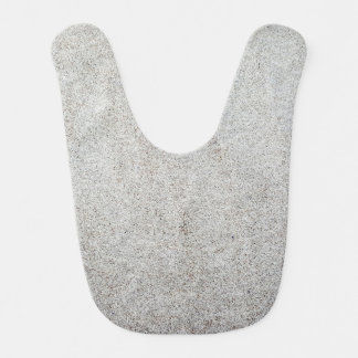 Create your own | Sand texture photo Bib