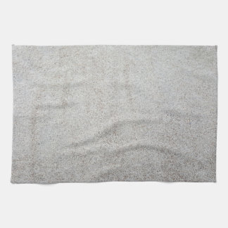 Create your own | Sand texture photo Kitchen Towel