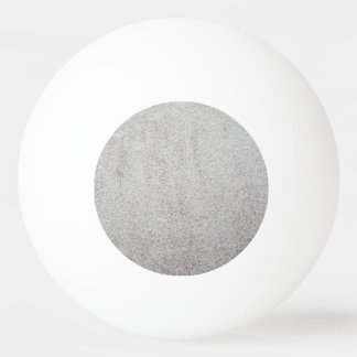 Create your own | Sand texture photo Ping Pong Ball