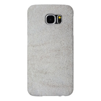 Create your own | Sand texture photo Samsung Galaxy S6 Cases