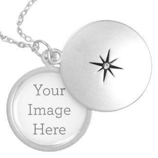 Create Your Own Silver Plated Locket