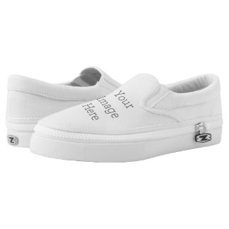 Create Your Own Slip-On Sneakers