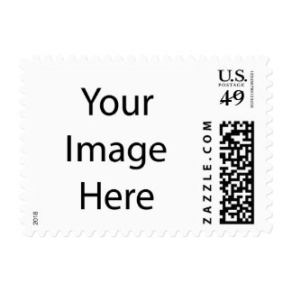 Create Your Own Small $0.49 1st Class Stamps