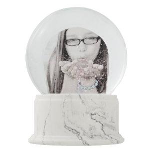 Snow Globes Zazzleca
