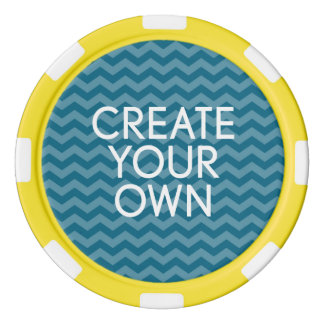 Create Your Own Template Poker Chips