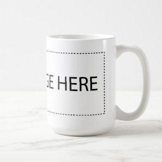 Create your own thing FREE Templates Basic White Mug