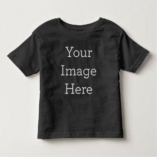 Create Your Own Toddler T-shirt