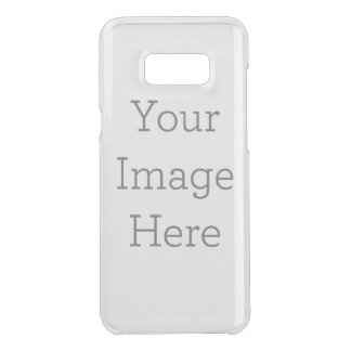 Create Your Own Uncommon Samsung Galaxy S8 Plus Case