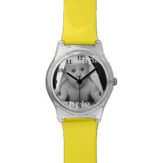 Create Your Own Unique Personalized Fun Wristwatches