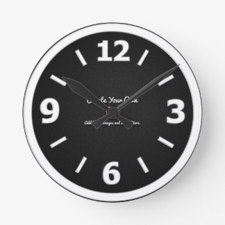 Create Your Own Wallclock